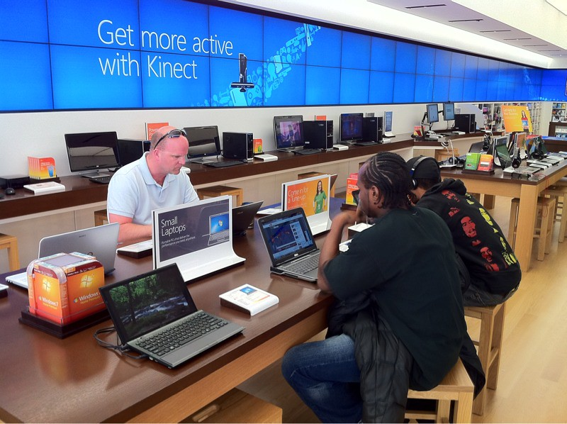 Moving at the Speed of Creativity   Microsoft Copying Apple