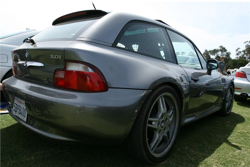 M54b30 Z3 Coupe Sterling Gray Black Coupe