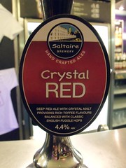 Saltaire, Crystal Red, England.