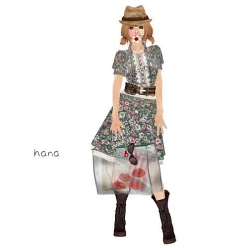 .::Y&R::.Country Girl dress LB