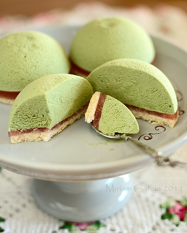 Matcha tea sweets 4