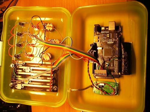 midi lunchbox insides