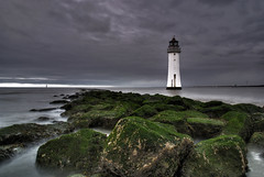 Perch Rock Lighthouse (Jeffpmcdonald) Tags: wirral newbrighton merseyside rivermersey perchrocklighthouse