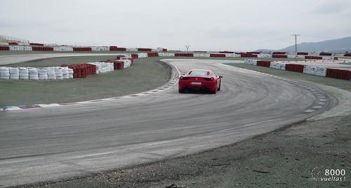 Prueba Ferrari 458 Italia, un Ferrari del siglo XXI