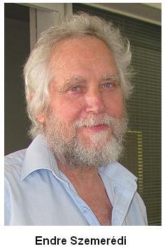 Endre Szemerédi, premio Abel 2012