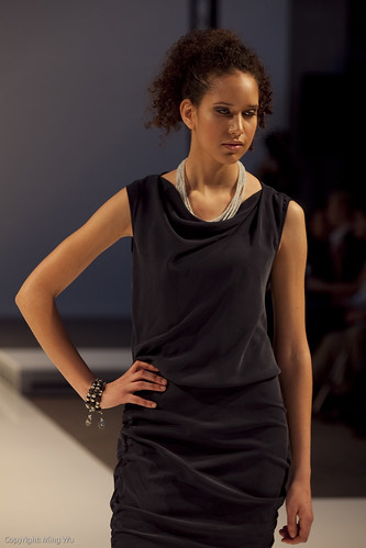 Ottawa Fashion Week 2011 - Karen McClintock