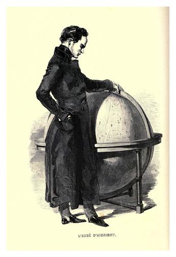 005-El Abad de Aigrigny-Le juif errant 1845- Eugene Sue-ilustraciones de Paul Gavarni