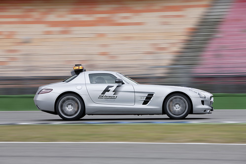 2003 Mercedes Benz Clk55 Amg F1 Safety Car. F1™ Safety Car to keep an eye