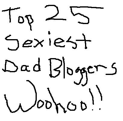 Top 25 Sexiest Dad Bloggers