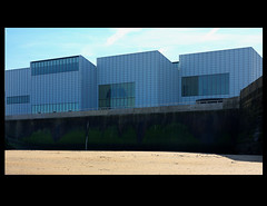 MARGATE TURNER CONTEMPORARY (mark hewins) Tags: shadow architecture kent shadows artgallery azure architectural tatemodern ultramarine margate regeneration tategallery trigonometry thanet geometrics artscouncil dodgerblue glaucous davidchipperfield reductive carolinablue columbiablue turnercentre turnercontemporary mayablue bleudefrance hanblue