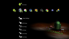 Free Android PS3 Theme
