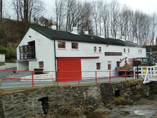 Edradour Distillery, Perthshire