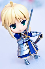Nendoroid Saber -Super Movable Edition- ([Etherien]) Tags: figurine fatestaynight  goodsmilecompany nendoroid  sabersupermovableedition