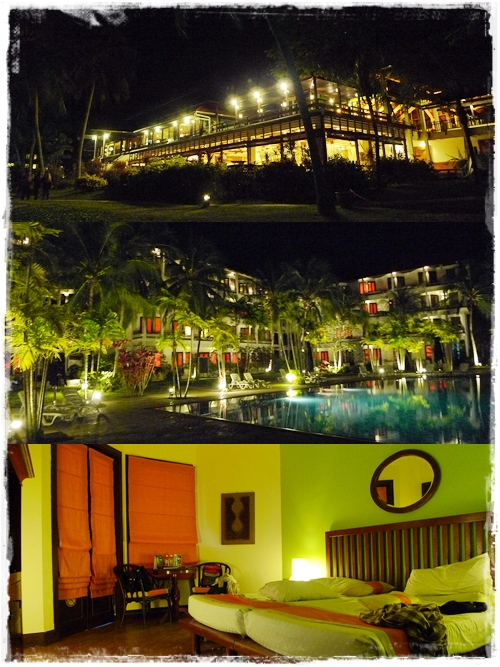 Night Scene @ Pangkor Island Beach Resort