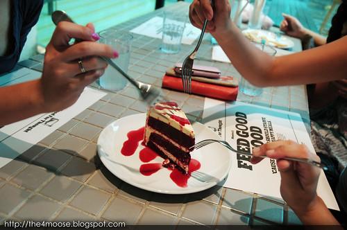 Food for Thought - Red Velvet Cake