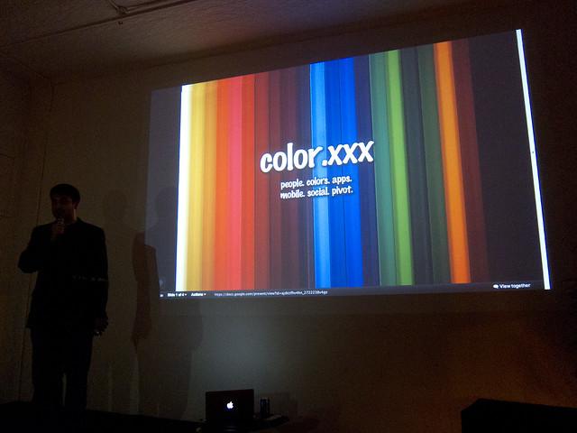 Color.xxx Launch Party