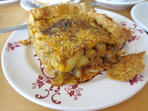 Catalan Vegetable Pie