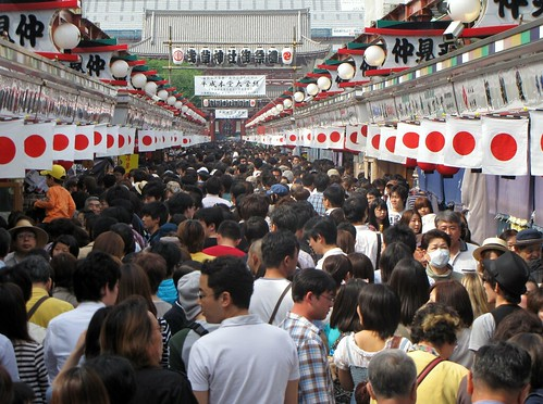 Asakusa - Madness of People