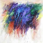 "<b>Perfect Storm, a/c</b><br/> Richard Scherubel (LC '63) (Acrylic)<a href=""http://farm6.static.flickr.com/5051/5571201645_f4d2048440_o.jpg"" title=""High res"">∝</a>"