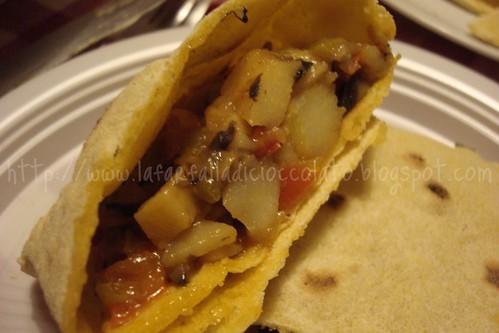 Tex Mex- Burritos alle verdure