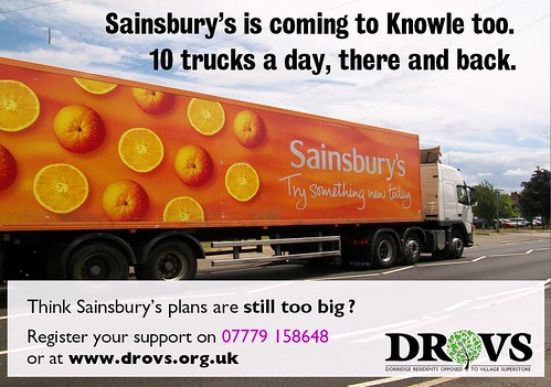 The Silhillian Sainsbury S Group Launches Poster Campaign