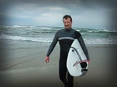 Me (Nothingdadire) Tags: beach spain surf yo wave playa galiza fujifilm dragan ola valdovio remarcado