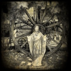 Jesus of the Wagon Wheel