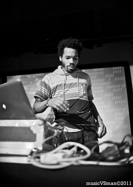 Soundclash @ The Luminary Center for the Arts - 03.27.11