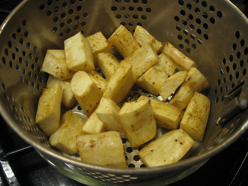 yuca first fry