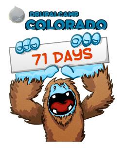 DrupalCamp Colorado Yeti module