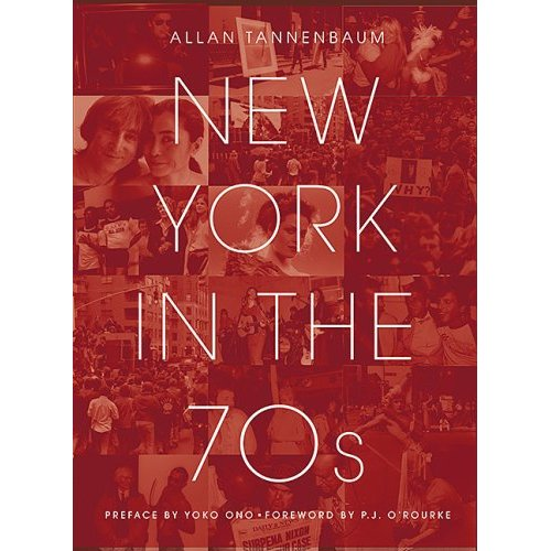new york in the 70s book