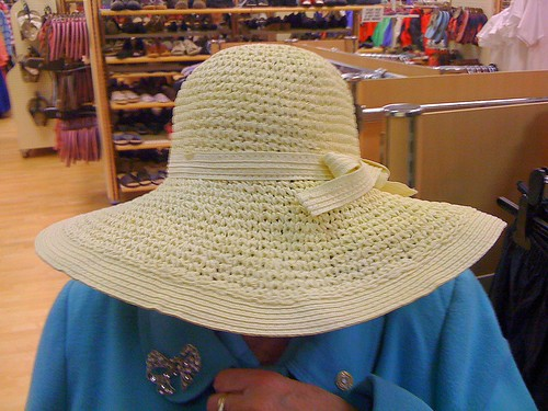 old summer england woman english hat day grandmother head nanny large hats plymouth mothers devon stunning gran mills nan edie trago