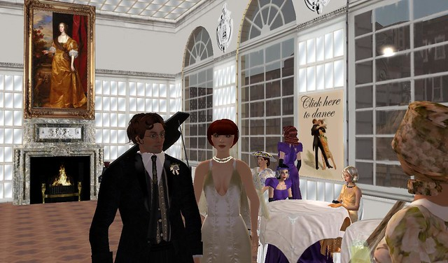 Mills wedding - the reception at Hotel Adlon by 1920s Berlin Project