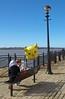 (Racklever) Tags: street girls liverpool river candid balloon pikachu mersey albertdock