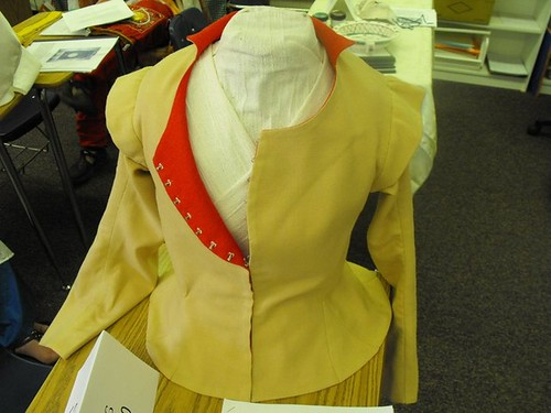 Jacket in A&S Competition