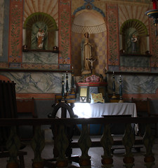 La Purisma Altar (Wiley C) Tags: california morning light unitedstates chapel altar mission lapurisma april2014