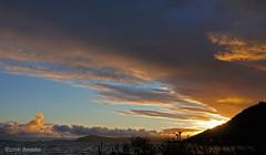 Sunset ( Annieta ) Tags: annieta juli 2016 sony a6000 holiday vakantie vacances noorwegen norway norvge tau haven harbour havre lucht sky ciel sunset zonsondergang clouds wolken allrightsreserved usingthispicturewithoutpermissionisillegal
