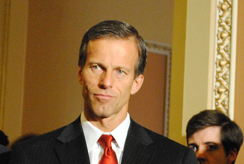 Sen. John Thune, R-S.D. by Medill DC, on Flickr