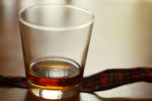 Side By Side Week 70 - A wee Burns Night dram
