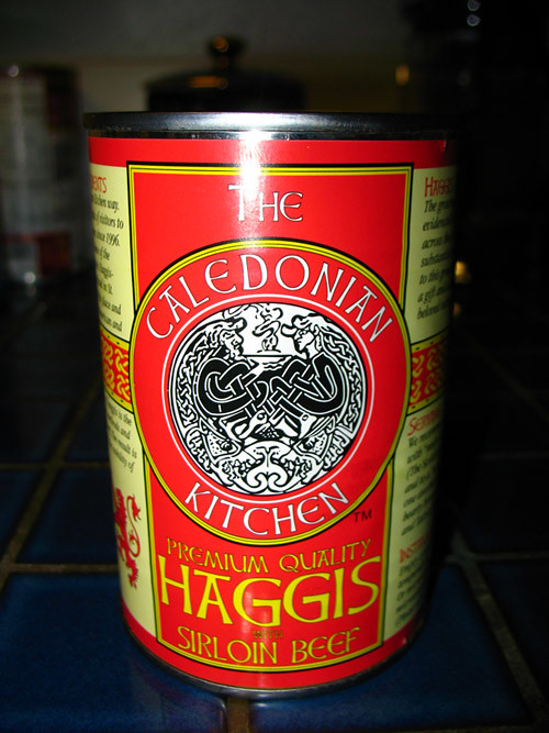 cal kitchen haggis