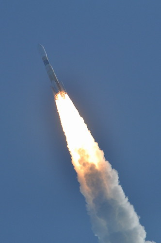 Launch of H-IIB F2