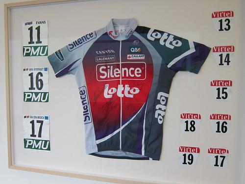 2009 Tour de France team