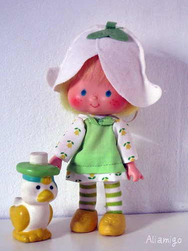 Tulimenta y su pato Caramelo / Mint Tulip & Marshland Mallard