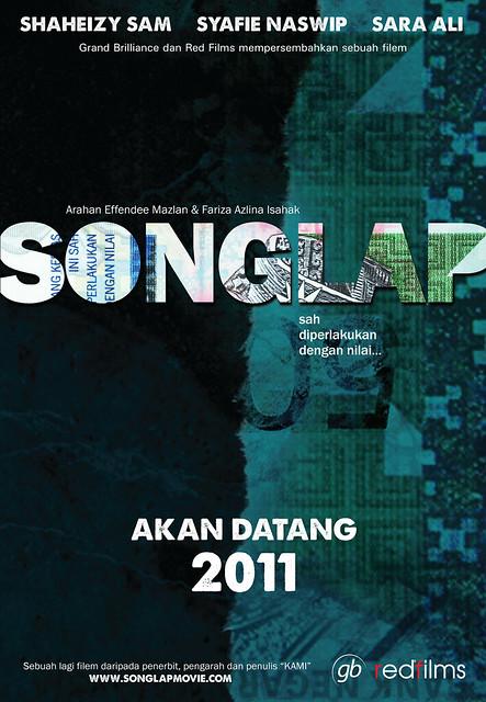 Songlap Teaser poster
