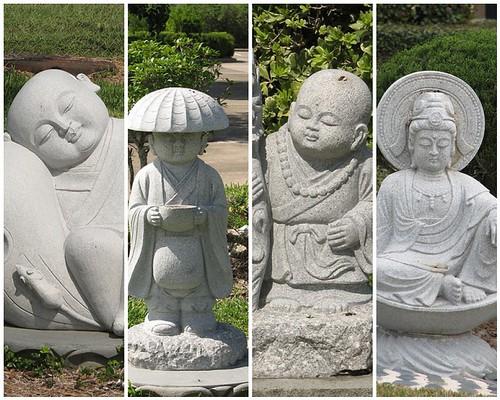 Mosaic Chung Mei Temple Garden
