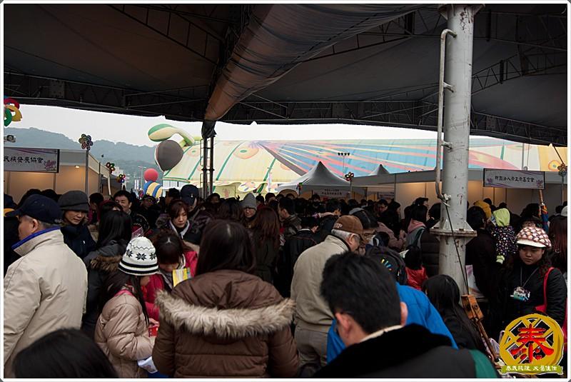 2011.01.30 鬼扯花博FIH的園遊會-7