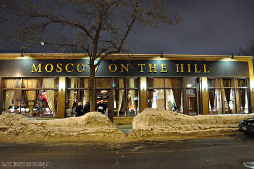 Moscow on the Hill ~ St Paul, MN