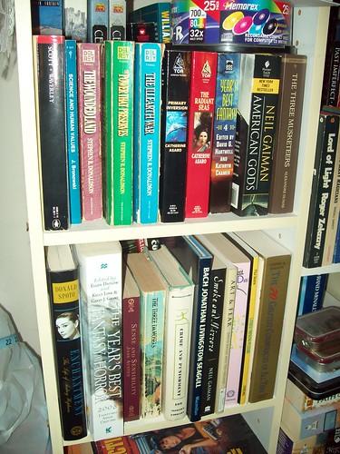 Bookshelves 4