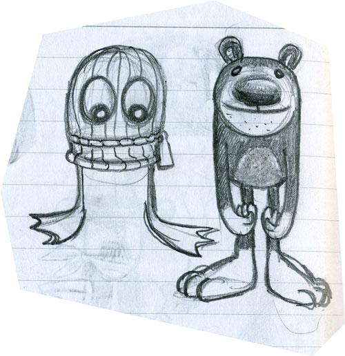 Notebook Doodle 3