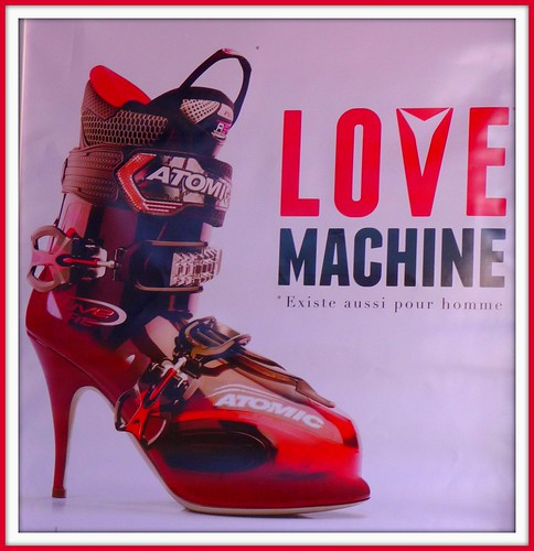 Lovemachine by Atomic